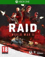 505 Games RAID: World War 2 Xbox One (XONE0071NL)