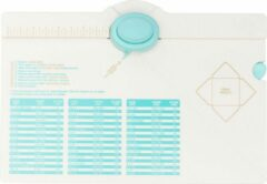 Witte Envelop maker van We R Memory Keepers