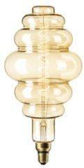 Gouden Calex LED E27 6W Spiraal 40,5 cm XXL Paris Lichtbron