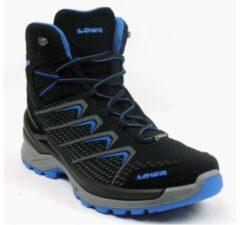 Lowa Ferrox Pro GTX MID Wandelschoenen Zwart/Middenblauw