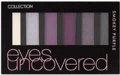 Paarse Collection 2000 Collection Eyes Uncovered Oogschaduw Palette - Smokey Purple