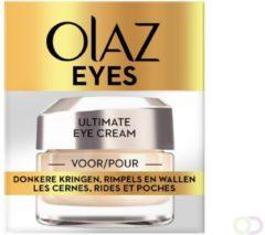 4x Olaz Eyes Ultimate Oogcreme 15 ml