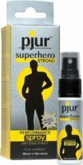 Pjur Superhero Strong - 20 ml - Delay Spray & Gel