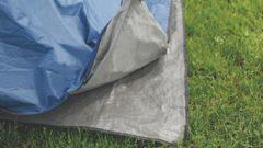 Outwell Footprint Tentaccessoires textiel Cloud 3 grijs