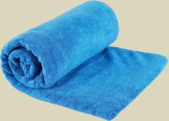 Sea to Summit TEK Towel Mikrofaser Handtuch Größe S pacific blue