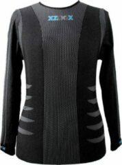 Xzoox Thermoshirt Lange Mouw Zwart Maat: S-M