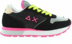Zwarte SUN68 Sneakers Ally Sporty Nero