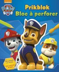 Nickelodeon prikblok Paw Patrol met prikpen en viltmat 22 cm