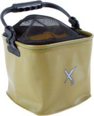 """Zwarte """"X2 EVA Particle bag + handle - """""""