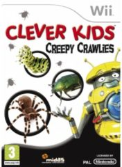 Gameworld Wii Clever Kids: Creepy Crawlies Nintendo Wii
