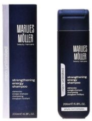 Marlies Möller Marlies Moller Men Unlimited Strengthening Energy Shampoo 200 ml