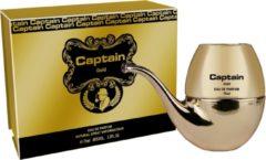 Captain Gold Eau de parfum 100 ml by Tiverton