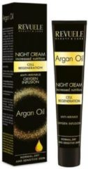 Revuele Argan Oil Moisturising Face Cream Night 50ml.