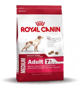 Afbeelding van Royal Canin Shn Medium Adult 7plus - Hondenvoer - 4 kg - Hondenvoer