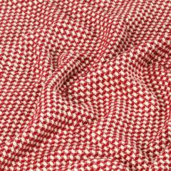 VidaXL Plaid 160x210 cm katoen rood
