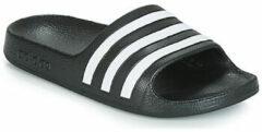 Zwarte Teenslippers adidas ADILETTE AQUA K