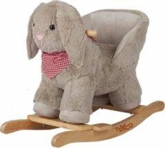 Beige Tryco Rabbit Rex Hobbeldier