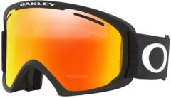 Witte Oakley O Frame 2.0 Pro XL Skibril Heren