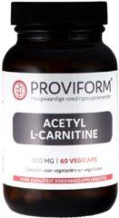 Proviform Acetyl L-carnitine 500 mg 60 Vegacaps
