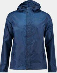 Blauwe Merkloos / Sans marque Regenjack - Kinderen - Maat 122/128 - Regen Jack - Regenjas