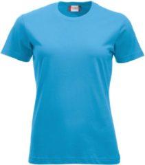 Clique New Classic T Ladies Turquoise maat XL