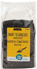 Terrasana Raw Food Zwart Sesamzaad Ongeroosterd