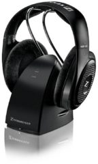 Sennheiser RS 127-8 EU - Over-ear koptelefoon - Zwart