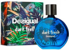 DESIGUAL-DARK FRESH MAN -EAU DE TOILETTE- vapo 100 ml