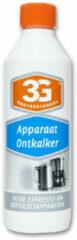 3G Professioneel Apparaten Ontkalker - 6x 500 ml - Voordeelverpakking