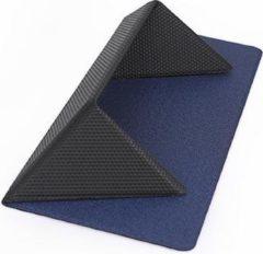 Donkerblauwe Nillkin - Laptop Standaard - Laptop Stand - Muismat - Opvouwbaar & Ergonomisch - Compact & Uitklapbaar - 11.6 tot 15.6 inch - Grijs