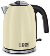 Creme witte Russell Hobbs Colours Plus+ 20415-70 - 1.7L Waterkoker - Creme