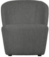Licht-grijze Vtwonen fauteuil Lofty