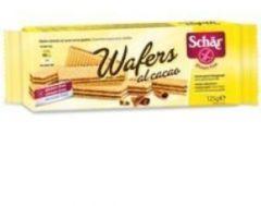 Schar Wafers al cacao senza glutine 125g