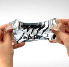 Transparante Tenga - Crystal Block Masturbator