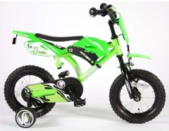 Volare 12 ZOLL MOTOBIKE Junior Bike Kinder grün