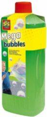 2x SES Mega Bubble bellenblaas navulling 750 ml - Bellenblaasmix navulverpakking