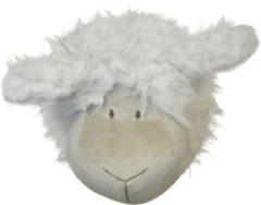 Witte Fluffy Stuff Schapenkop klein