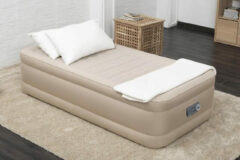 Bestway Fortech Tough Guard Twin Size Luchtbed - 191 x 97 x 46 cm