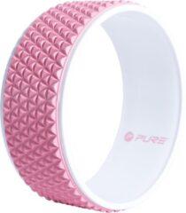 Pure2Improve - Yogawiel - diameter 34 cm - roze