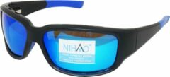 Blauwe Nihao Victor Sportbril 1.1mm Polarized. TR-90 Ultra-Light frame Anti-Reflect coating.