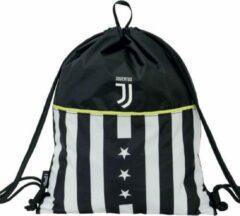 Juventus FC Juventus Gymbag Prestige - 47 x 37 cm - Zwart