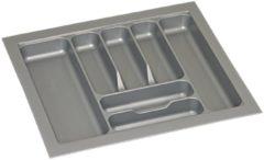 Grijze Culinorm bestekbak 55 cm breed - 50 cm diep 080162