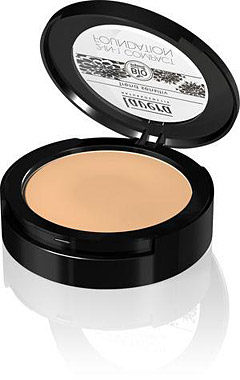 Afbeelding van Lavera Compact Foundation 2 In 1 Honey 03 (1st)