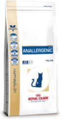 Royal Canin Veterinary Diet Anallergenic - Kattenvoer - 4 kg