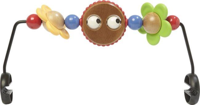 Afbeelding van BabyBjörn BABYBJÖRN Speelboog voor BABYBJÖRN Wipstoeltje - Ondeugende oogjes