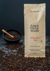 Love Coffee Beans |Italian Blend | 4x 500 gram