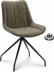 Groene Happy Chairs - Stoel Sascha - Cowboy Olijf