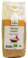 Primeal Couscous Volkoren Bio (500g)
