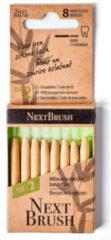 Nextbrush Bamboe interdentale ragers ISO 2 Inhoud: 8 stuks