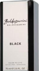 Baldessarini Black - 75 ml - eau de toilette spray - herenparfum